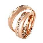 Zilveren trouwringen in plaats van goud?